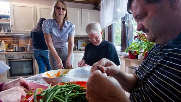 Auch Blinde kochen nur mit Wasser