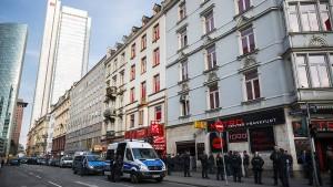 Wo in Frankfurt bald Überwachungskameras hängen könnten