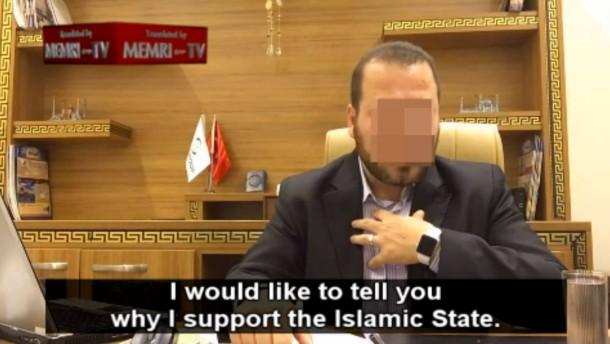 Mehr als nur ein Werber für den IS?