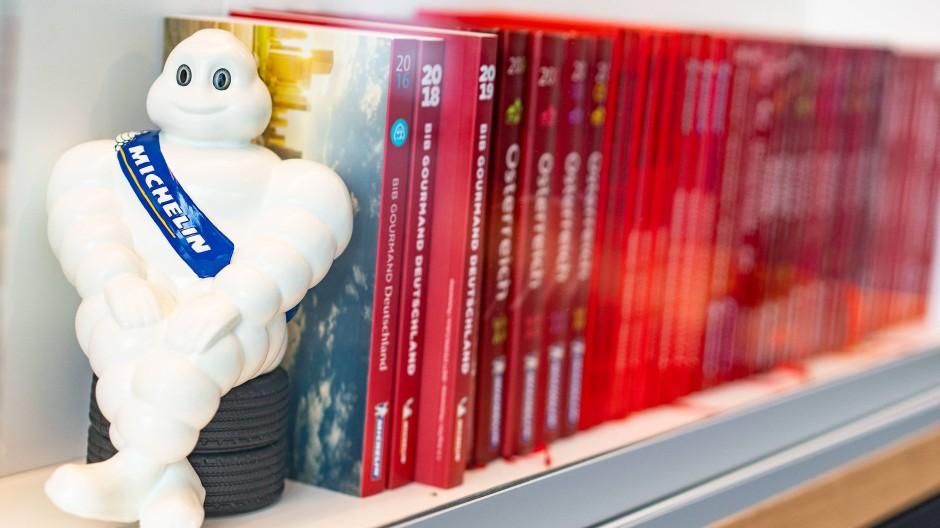 """Neue Ausgabe: Der """"Guide Michelin"""" verteilt auch in diesem Jahr wieder Sterne – oder zieht sie ein (Archivbild)."""