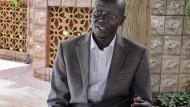 Wieder zurück in Uganda: Der Arzt, der im Frankfurter Uniklinikum behandelt wurde.