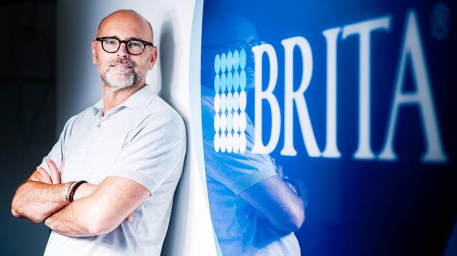 Familienunternehmer: Markus Hankammer, Chef von Brita