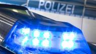 Polizist rettet Opfer das Leben