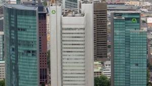 "Samsung kauft den ""Silberturm"""