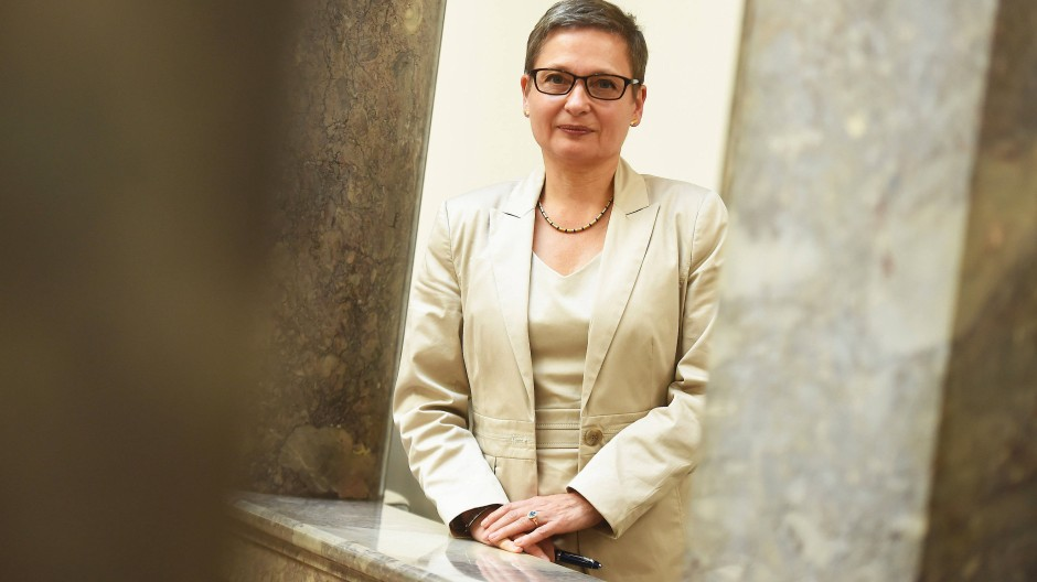 """Wir machen den 3. ÖKT gerade jetzt"": Kirchentags-Präsidentin Bettina Limperg"