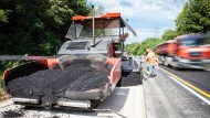 Bauarbeiten an A66 nahe Wiesbaden verzögern sich