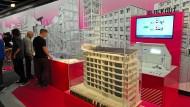 Hochhäuser als Zukunftsmodell
