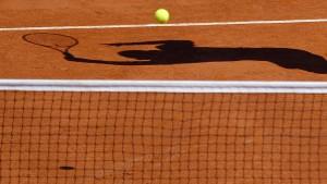Tennisplatz, Verlobungszwinger, Flohmarkt