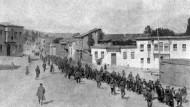 Völkermord an den Armeniern: Deportationszug (Archivbild)
