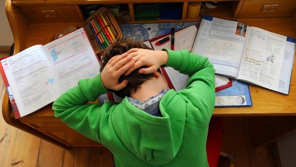 Kopfschmerztabletten wie Pausenbrot