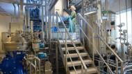 Zukunftsinvestition: Zellkulturanlage bei Sanofi in Höchst