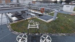 Leiche auf Gelände von Kläranlage entdeckt