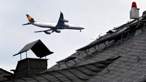 Dreyer kuendigt Bundesratsinitiative gegen Fluglaerm an