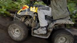 Vater stirbt bei Quad-Spritztour– Sohn überlebt