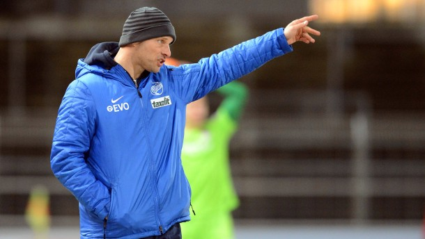 Kickers Offenbach feuert Trainer Arie van Lent