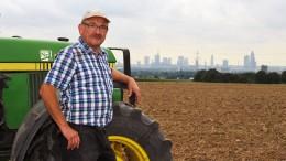 Bauern und Umweltschützer wettern gegen Flächenverbrauch
