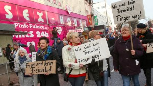 Warum Frauen seit Köln verunsicherter denn je sind