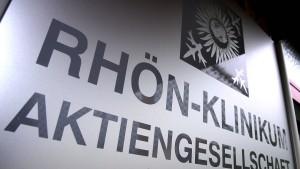 Land will 100 Millionen Euro von Rhön-Klinikum