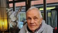 Mit Stoltze-Versen: Im Juni tritt Hans Zürn wieder vor ein Frankfurter Publikum.