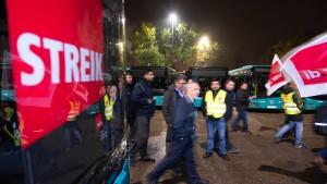"""""""Vorschlag"""" der Arbeitgeber bringt Bewegung in Busfahrerstreik"""