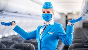 Luftfilter im Jet alleine können Infektion nicht verhindern