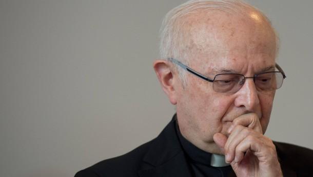 """Erzbischof Zollitsch mahnt: """"Aus Limburg lernen"""""""