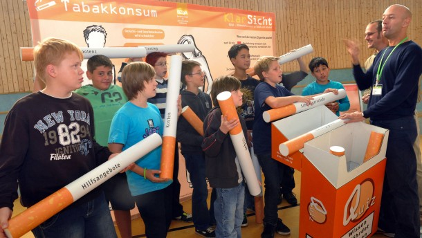 Erste Gesamtschule im Rheingau