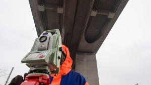 Marode Salzbachtalbrücke sorgt wieder für Geduldsprobe