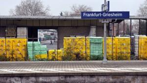 Warten auf einen Impuls für Griesheim