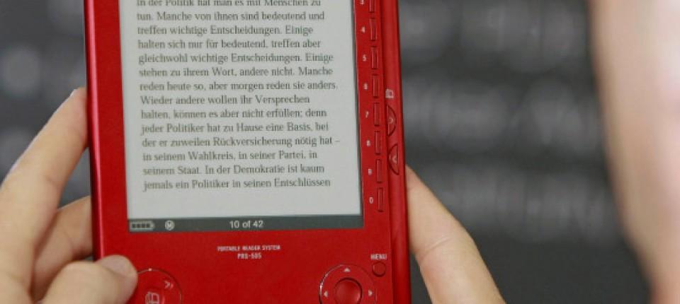E Books in Uni Bibliotheken: Leseplatz erlaubt   Ausdrucken und