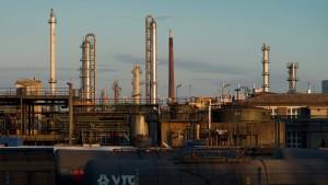 Giftiger Chlorwasserstoff in Frankfurt ausgetreten