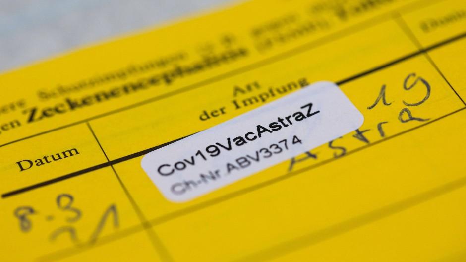 Beschleunigung angestrebt: Hessen führt eine Nachrückerliste ein für Astra-Zeneca..