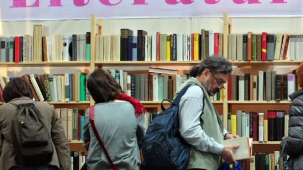 Der Literaturbetrieb auf Klassenfahrt