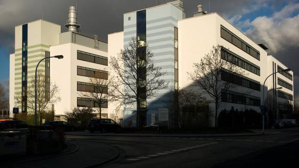 Chemiepark-Betreiber produziert Desinfektionsmittel für Kliniken