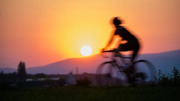 Radeln ist kein Renner