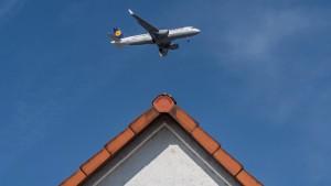 Realistisch bleiben bei Kampf gegen Fluglärm
