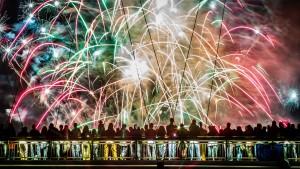 Feuerwerk in vielen Flüchtlingsheimen verboten