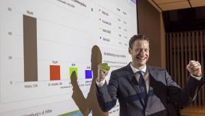 """Oberbürgermeister Hetjes spricht von """"historischem Ergebnis"""""""