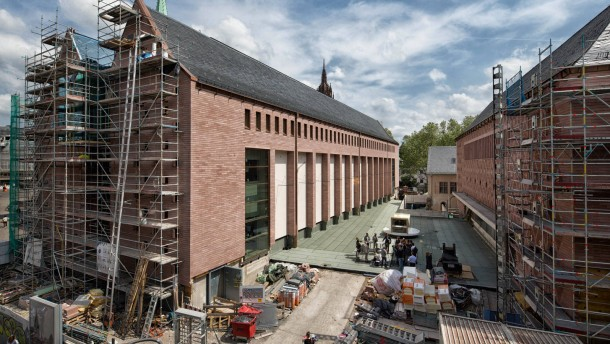 Ein Museum für die nächsten 400 Jahre