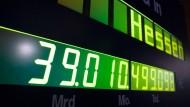 Es war einmal: Hessens Landesschulden im Januar 2011