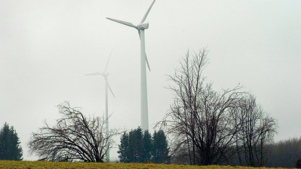 Genehmigte Windräder: Nord- und Osthessen ganz vorn