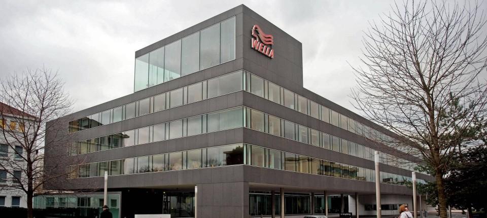Areal Verkauft Wella Verschwindet Aus Darmstadt Rhein Main Faz