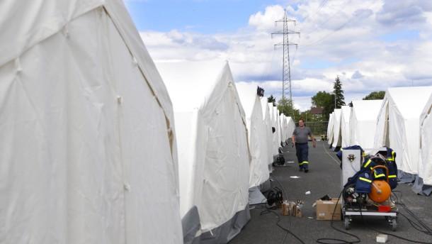 Hessen, Land der Zelte