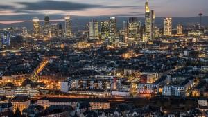 Banker: Frankfurt sollte vom Brexit profitieren