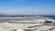 Terminal 3 wächst erst einmal in die Tiefe