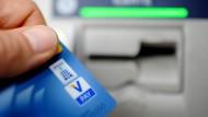 Angebot: Die Sparda-Bank Hessen wirbt mit einem gebührenfreien Girokonto.