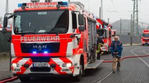Silvesternacht hielt Feuerwehr in Atem