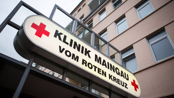 Das Maingau-Krankenhaus wird im November 100 Jahre alt. In den vergangenen Jahren ist auf dem Klinikgelände viel neu gebaut und renoviert worden.