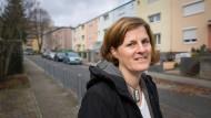 Managerin: Marja Glage in der Siedlung Engelsruhe