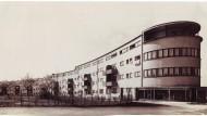 """Ein altes Thema: Das """"Wohnen für das Existenzminimum"""" interessierte schon Ernst May in seinen Siedlungen des Neuen Frankfurt."""